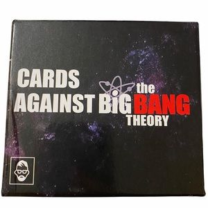 Cards Against Humanity The Big Bang Theory Edition